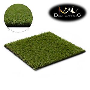 "Artificial Lawn ""WALNUT"" Green Grass, Cheap Wiper, Turf Garden Quality durable"