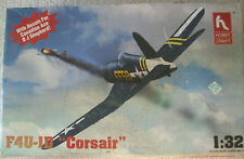 Master Level Hobby Craft Model Kit - 1:32 F4U-1D Corsair - Sealed Contents