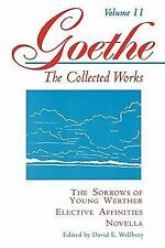 Goethe - The Sorrows of Young Werther : Elective Affinities by Johann...