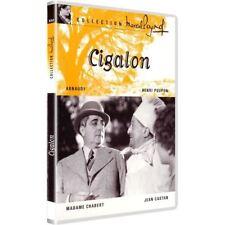 DVD  CIGALON - Classic Marcel Pagnol Henri Poupon - Neuf / New / Sous blister.