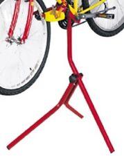 Mottez - Soporte para bicicleta color rojo