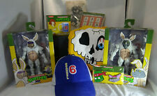 Lootcrate TMNT NECA Bebop and Rocksteady Bunny Suit Teenage Mutant Ninja Turtles