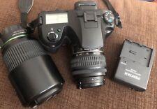 PENTAX  K K20D 14.6MP Digital SLR Camera w/ SMC DA 18-55 & 55 300 Lens Kit 32GB