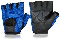 Häkel-rückseite Gepolstert Bodybuilding Training Fitnessstudio Handschuhe