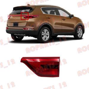 For Kia Sportage 17-19 Right Inner Side Halogen Tail Light Brake Light Assembly