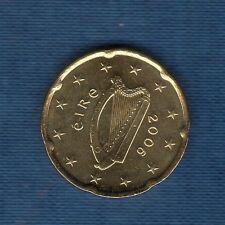 Irlande 2006 - 20 Centimes D'Euro - Pièce neuve de rouleau -