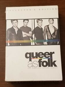 Queer As Folk The Complete Second Season On DVD Brand New Sealed Showtime