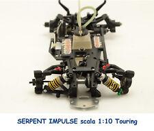 Auto SERPENT IMPULSE 1:10 ideale come muletto o pezzi di ricambio- da vedere!!