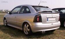 Dachspoiler + Heckspoiler SET für Opel Astra G 1998-04 GRUNDIERT-Preiswert-Tunen