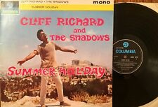 CLIFF RICHARD - THE SHADOWS ~ Summer Holiday ~ VINYL LP MONO .VG CONDITION