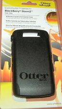 Otterbox Commuter hybrid hard shell case for Blackberry Storm2 9520, 9550, Black