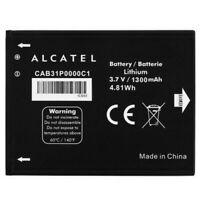 Alcatel Batteria Originale CAB31P0000C1 per OT-4030D S'POP, OT-5020D M'POP Pila