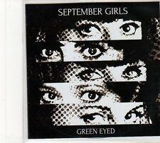 (FD118) September Girls, Green Eyed - 2013 DJ CD