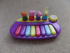 Peppa Pig Toy My First Piano Musical Fun Childs Instrument TOY