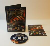 Puzzle Quest: Galactrix PC CD-Rom 2009 Windows action puzzle game free shipping