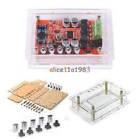 TDA7492P 2 X 50W Bluetooth 4.0 Audio-Receiver Amplifier module Board + Case