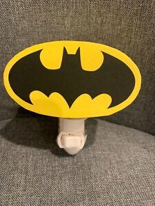 Pottery Barn kids Batman night light
