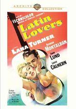 Latin Lovers DVD (1953) Lana Turner, Ricardo Montalban, John Lund, Louis Calhern