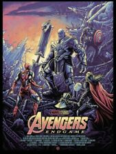 Avengers Endgame Variant Poster Dan Mumford 18x24 Edition of 100 NYCC *UNOPENED*
