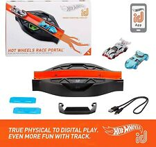 Hot Wheels id Race Portal with 2 Cars! (8 Years +)