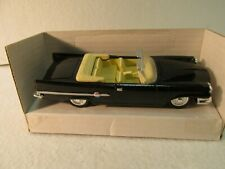New Ray 1959 Black Chrysler 300E Convertible 1:43 Scale Diecast 2000 dc2614