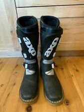 Motorcycle Boots AXO CXTrail Size 8 Euro Size 42
