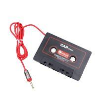 De La Cinta Del Cassette Del Coche Audio Estéreo Adaptador AUX 3.5mm