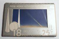 Set 18 New York World's Fair Views 1939 Linen Postcards Unposted Aviation Ford..