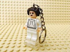 Star Wars Princess Leia Lego Minifigure Keyring UK SELLER