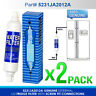 2 x Genuine OEM LG BL-9808 BL9808 5231JA2012A 5231JA2012B Fridge Water Filter