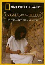 Enigmas En La Biblia Ll Los Pergaminos Del Mar Muerto New Dvd