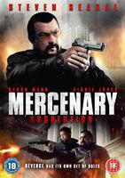 Mercenary - Absolution DVD (2015) Steven Seagal, Waxman (DIR) cert 18 ***NEW***