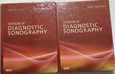 Textbook of Diagnostic Sonography : 2-Volume Set by Sandra L. Hagen-Ansert...