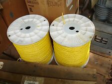 THERMO ELECTRIC 1050 FOOT OF KX THERMOCOUPLER WIRE