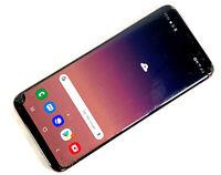 Samsung Galaxy S8 SM-G950F 64GB  Pink Unlocked POOR CONDITION 398