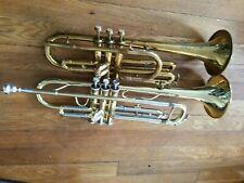 Challenger Trumpet and Jupiter Trumpet
