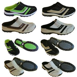 Damen Herren Sabots Pantoletten Slipper Schuhe Sneaker Sandalette Freizeitschuhe