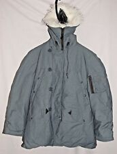 US AIR FORCE MAN'S ECW EXTREME COLD WEATHER PARKA TYPE N-3B SIZE MEDIUM