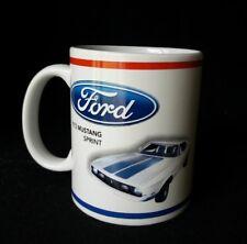 FORD 1972 Mustang Sprint Coffee Tea Mug Cup