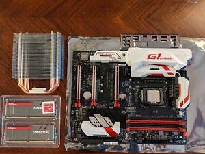 Intel Core i7-6700K + Gigabyte Z170 Gaming 7 + 16GB RAM + 212 Evo cooler combo