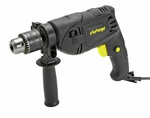 Challenge Corded Impact Hammer Drill 500W - Boxed Grade A Refurbished