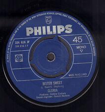 "GLORIA (= ROBERT LONG) - Bittersweet (1968 DUTCH BEAT VINYL SINGLE 7"")"