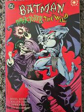 Batman: Dark Joker The Wild, TPB, DC Elseworlds. Kelly Jones. (Nov '93)