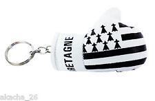 Porte clés Drapeau BRETAGNE BREIZH  Mini gant de boxe