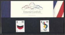 2004 ENTENTE CORDIALE PRESENTATION PACK NO 358
