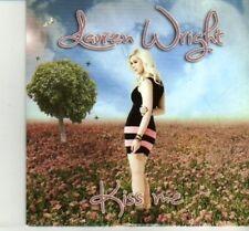 (DJ55) Lauren Wright, Kiss Me - 2012 DJ CD