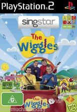 Singstar The Wiggles (PlayStation 2, 2010)