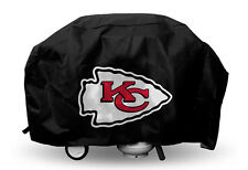Kansas City Chiefs Economy Team Logo BBQ Gas Propane Grill Cover NFL - NEW