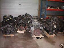 Engine  05 Jaguar S Type 3.0L Vin T 81K
