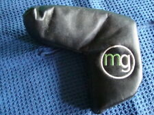 Mg Golf Blade Putter Headcover Head Cover Very Nice